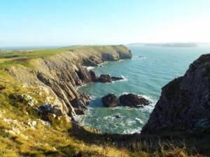 Pembrokeshire coast path